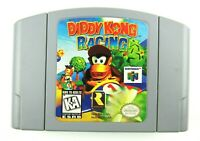 Diddy Kong Racing (Nintendo 64 1997) Tested Authentic N64 Cartridge Only