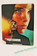 LEON THE PROFESSIONAL - Lenticular 3D Flip Magnet Cover FOR bluray steelbook