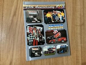 ISMA SUPER MODIFIEDS 25th ANNIVERSARY 1998-99 YEARBOOK