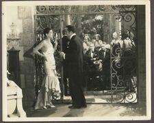 Kay Francis, William Powell 1930 Behind The Makeup Flapper Girl Speak Easy J2859