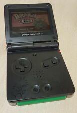 Nintendo GBA SP Gameboy Advance SP Kingdom Hearts  Console Rare.