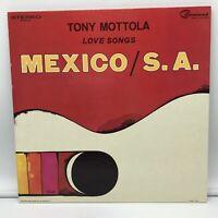 LOVE SONGS MEXICO S.A. Tony Mottola Command RS889SD NM Gatefold Vinyl Record LP