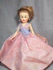 """Vintage Arranbee R & B - Little Miss Coty Doll - 10"""" - Circle P - in Pink Gown"""