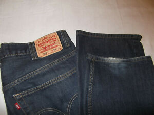 Levi's® 559 RELAXED STRAIGHT FIT - 38 X 34 - RED TAB - EUC - CHEAP