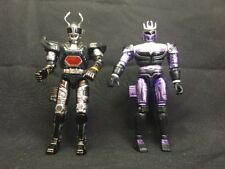 "2 Bandai Action 5 1/2"" Figure 1996 & 1997; Free US Shipping"