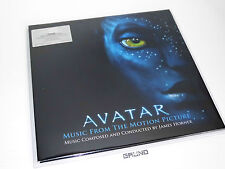 2 LP: Avatar – Soundtrack, James Horner, COLOURED Vinyl, NEU & OVP (A13/1)