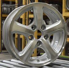 "15"" Honda Civic 2012 2013 2014 2015 Factory OEM Rim Wheel 64027 Silver Set"