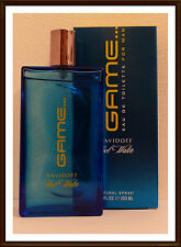 "Davidoff Cool Water "" Game pour Homme "" 30 ml Eau de Toilette Spray Neu"