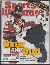 Jason Arnott signed June 2000 Sports Illustrated Magazine Nj Devils Stanley Cup