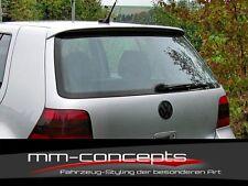 Dachspoiler für VW Golf IV 4 R32 Spoiler Heckflügel Ansatz Dach GTI GT Jubi
