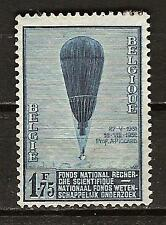 BELGIUM # 252 Mint BALLOON FLIGHT