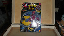 ACTION FIGURE MARVEL WIZARD DISK FIRING ACT TOY BIZ NUOVA NEW SUPEREROI HEROES
