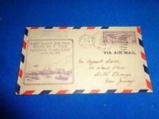 US FIRST FLIGHT COVER: 1931 MEMPHIS TN, AM 2
