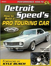 Detroit Speed's How to Build a Pro Touring Car SA293
