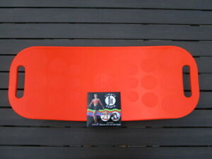 Simply Fit Board Orange The Workout Board With A Twist With Exercise DVD EUC
