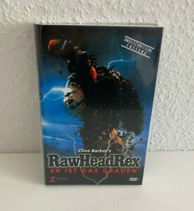 RAWHEAD REX / GR. HARTBOX / X-RATED / UNCUT / SPLATTER / CREATURE / HELLRAISER