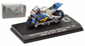 Spark M43042 Honda RC213V #43 MotoGP 2017 - Jack Miller  1/43 Scale