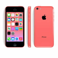 Apple iPhone 5C 16GB - Pink - UNLOCKED FOR WORLDWIDE USE - WARRANTY A1529 - ede