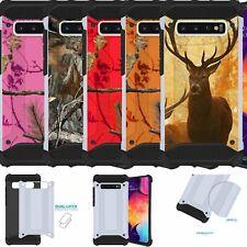 Slim Case for [Samsung S10e / S10 Lite], DUO ARMOR White Slim Cover