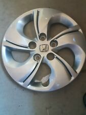 "4-2013 2014 2015 HONDA Civic HUBCAPS  HUB CAPS WHEEL COVERS 15""  BOLTON new"