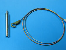 TYPE 97 CHI-HA EARLY 57mm BAREL & TOW CABLES (2 PCS) #3539 1/35 EUREKA
