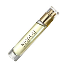 Angelys Pear EdT Parfums de Nicolai Official Travel Spray with Pouch 15ml .50 oz