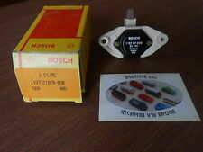 regolatore di carica spazzole alternatore Bosch VOLVO 240 245 POLAR 740