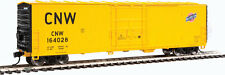 Walthers HO Scale 50' Insulated Boxcar Chicago & North Western/C&NW #164028