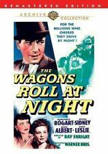 Wagons Roll at Night 0883316288818 With Humphrey Bogart DVD Region 1