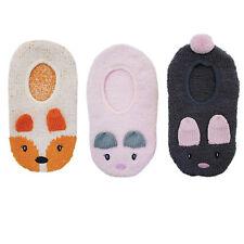 Women's Novelty, Cartoon Slipper, Bed Socks