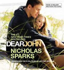 Dear John by Nicholas Sparks (2009, CD, Unabridged)