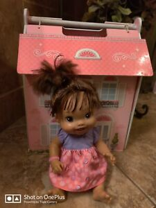 2010 Hasbro Baby Alive Doll First New Teeth