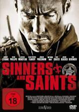 Sinners and Saints - DVD Action Kriminalfilm Gebraucht - gut