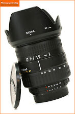 Sigma 28-200mm F3.5-5.6 Compact Hyperzoom Macro AutoFocus Zoom Lens For Nikon