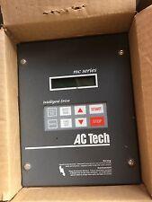 AC Tech Mc Series Intelligent Drive 1 Hp NEW