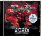 Savatage – Return To Wacken CD (NEW...