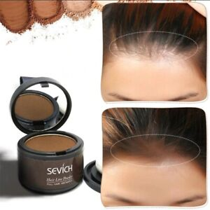 Sevich Hair Line Powder Hairline Shadow Cover Up Fill in Thinning Hair Cosmetic.