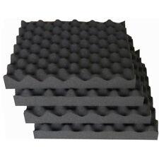 Lot20 Acoustic Foam Egg Studio Sound Proofing Treatment Absorption 50X50X3cm WYS