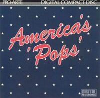 America's Pops Sampler CD, Apr-1995, Intersound Orchestral Music