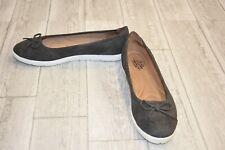 LifeStride Haylee Ballet Flat - Women's Size 9M Gray