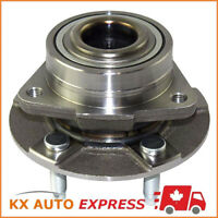 FRONT WHEEL HUB & BEARING ASSEMBLY FOR CHEVROLET EQUINOX 2005 NON-ABS MODEL