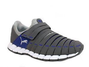 PUMA OSU NM Mens Athletic  Running Shoes Sneakers Steel Grey