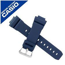 ORIGINALE Cinturino CASIO BAND per G-5600NV-2 GW-M5610NV-2 Blu G 5600 10430837