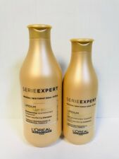 Loreal Expert Absolut Repair Lipidium Shampoo 300ml & Conditioner 200ml DUO