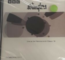 THE STRANGLERS- LIVE AT THE HAMMERSMITH ODEAON 81 *CD NEW SEALED NUOVO SIGILLATO