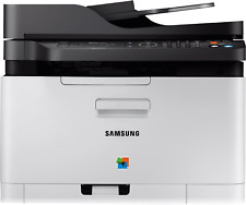 Samsung Xpress C480FW All-in-One Wireless Colour Laser Printer 1185page,50%Toner