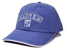 New York Rangers American Needle NHL Cabana Adjustable Blue Hockey Cap Hat