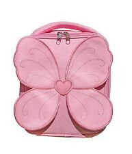 New Giggle Me Pink Fairy Wings Lunch Bag Box Kids Children's Girls School Snack