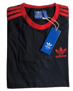 Adidas Originals Men's  California Tees Crew Neck short sleeve T Shirt   M L