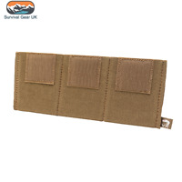 Viper VX Triple Rifle Mag Sleeve Versatile Magazine Pouch Holster Coyote Airsoft